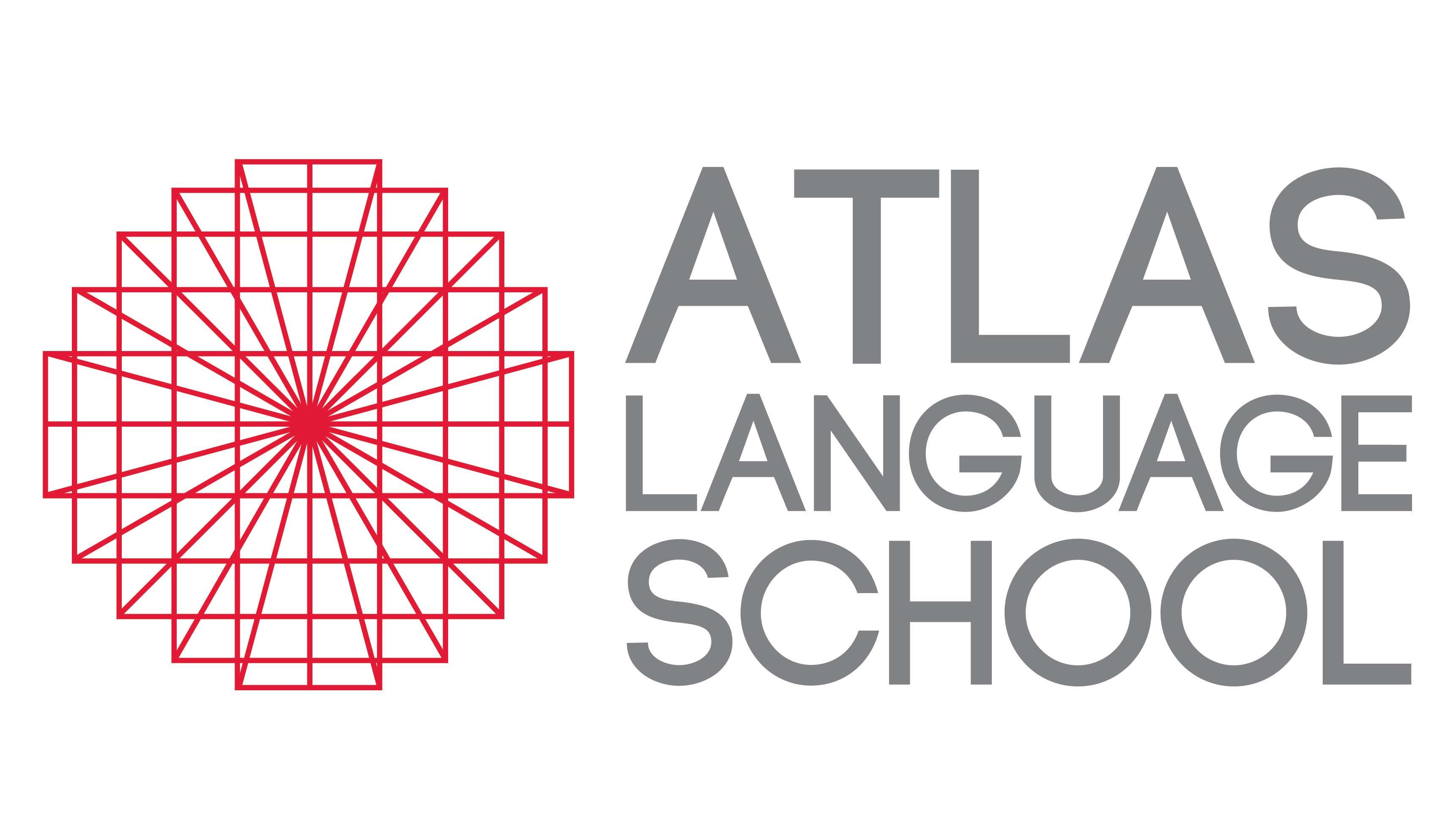 atlas language school logo ile ilgili görsel sonucu