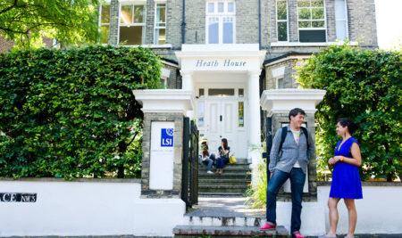 LSI Londra Hampstead Dil Okulu