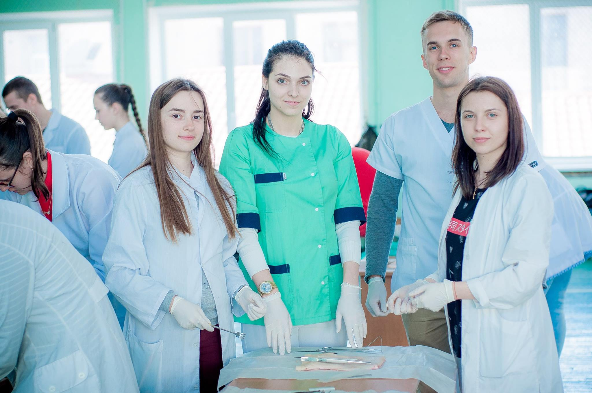 Ukrayna'da Üniversite Bölümleri, Ukrayna'da Tıp Eğitimi, Ukrayna'da Diş Hekimliği