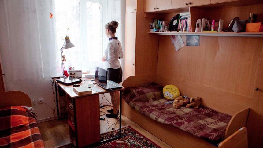 Ukrayna Üniversitelerinde Konaklama Seçenekleri